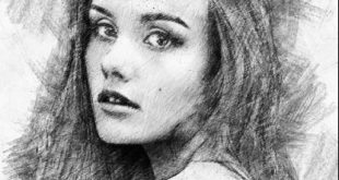 Pencil Sketch – Pencilum – Real Hand Drawn Photoshop Plugin – 21286331