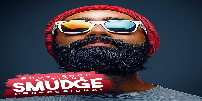 Smudge Professional Photoshop Actions 25891288 Free Download