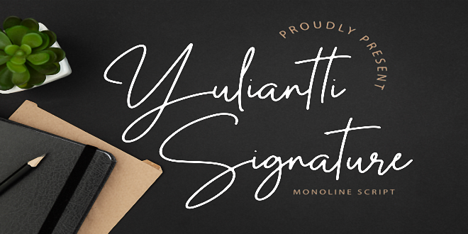 Yuliantti Signature 3635255 Free Download