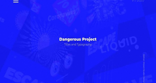 Dangerous-Project-Titles-And-Typography-26040425-Free-Download