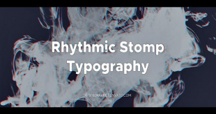 Rhythmic Stomp Typography 23698860 Free Download