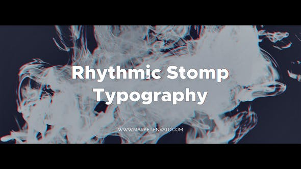Rhythmic Stomp Typography 23698860 Free Download
