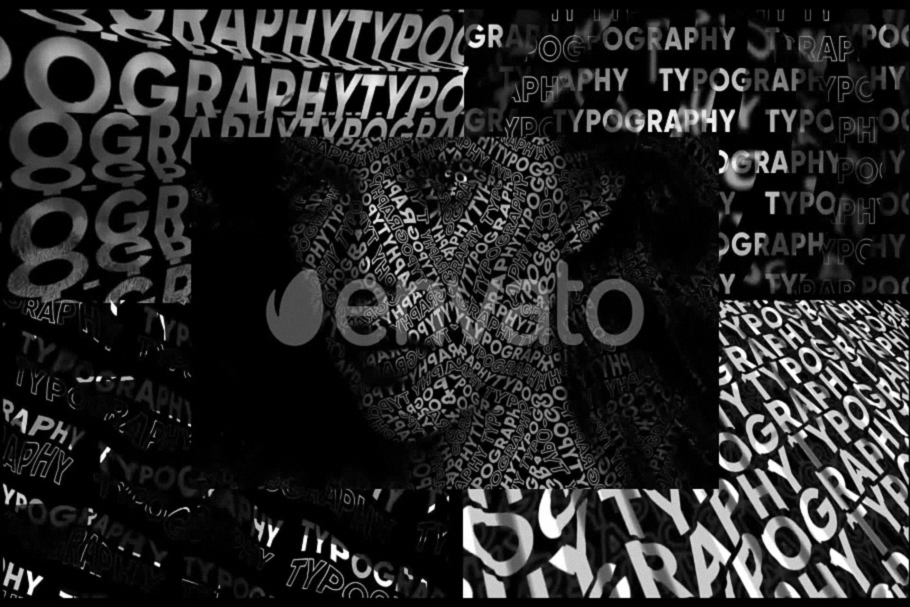 Videohive-Typography-Patterns-V2-25271978-FreeDownload