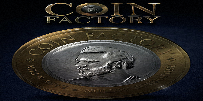 Coin Factory 25770255 Free Download