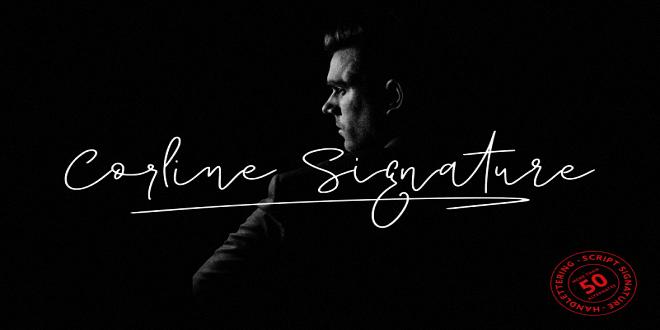 Corline Signature 1692655 Free Download