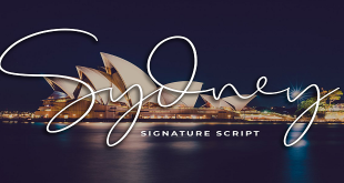 Sydney-Signature-Script-Fon- 4347385-Free-Download